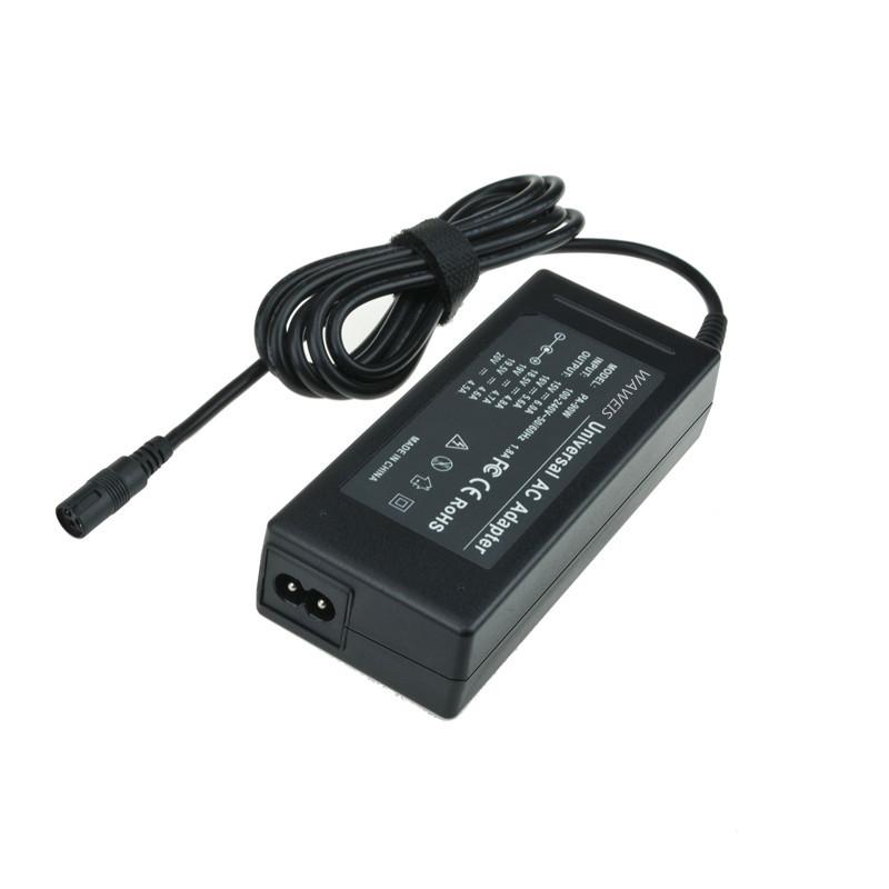 汕头可转换接口电脑15V-20V 90W多功能笔记本电源适配器