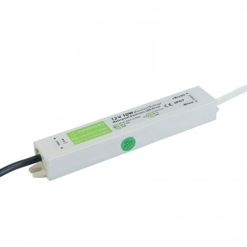 12V10W 防水电源